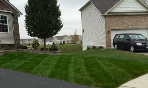 North Plainfield, Illinois mowing service